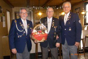 Verabschiedung des Sportleiters Henry Dolischka Danke für über 30 Jahre tätigkeit als Sportleiter.